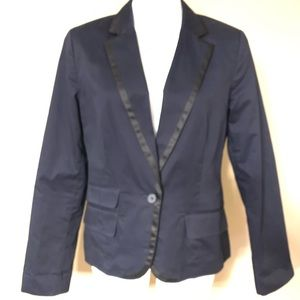 AMERICAN EAGLE OUTFITTERS Navy Blazer Jacket L